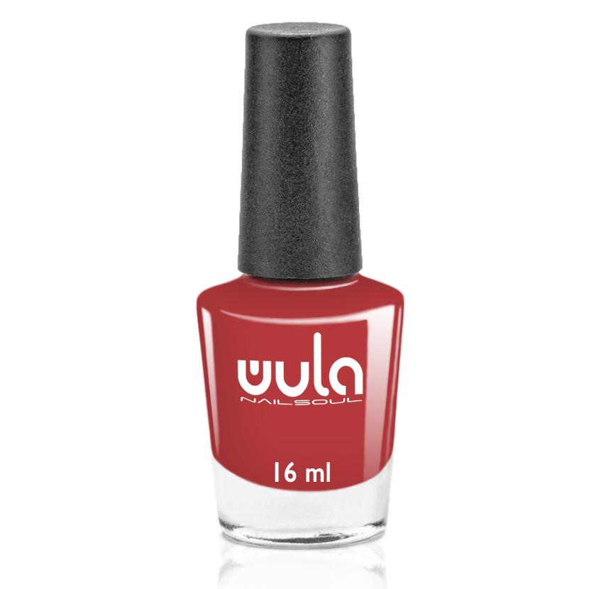 Купить Wula nailsoul лак для ногтей 16мл тон 01 красный бархат