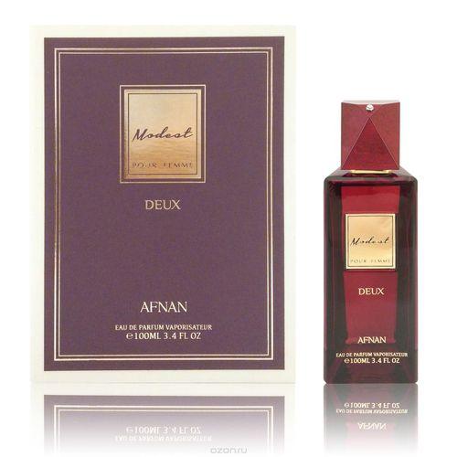 AFNAN MODEST POUR FEMME DEUX парфюмерная вода женская 100 ml