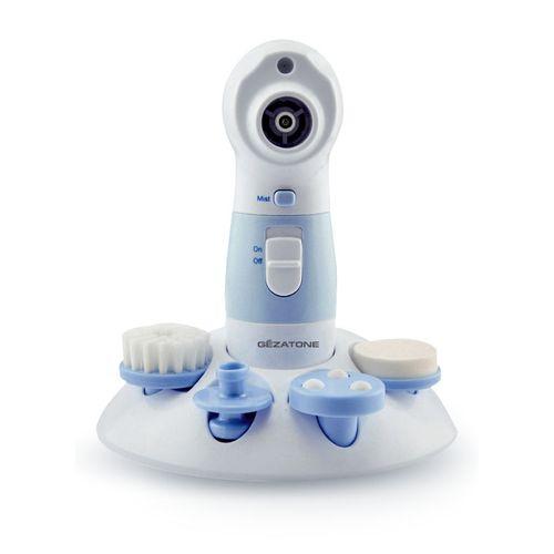 Gezatone Super Wet Cleaner PRO аппарат для очищения кожи 4-в-1 от Лаборатория Здоровья и Красоты