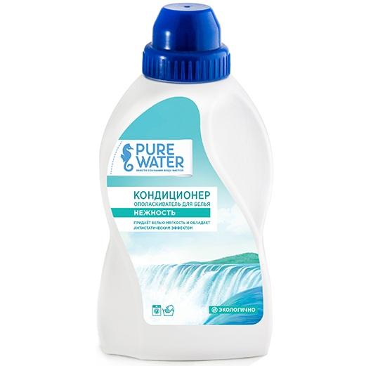 Pure Water Кондиционер-ополаскиватель для белья Нежность 480 мл.
