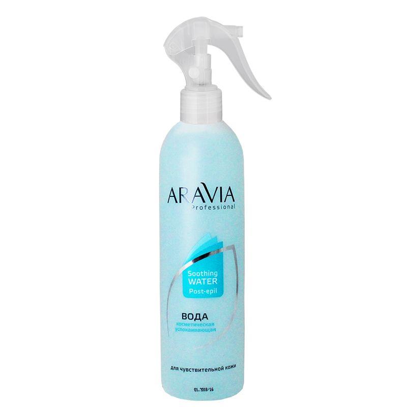 Aravia Вода косметическая успокаивающая 300мл