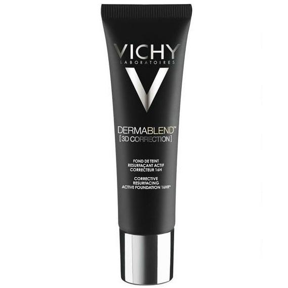 Vichy (Виши) Dermablend 3D Тональная основа с высоким покрытием Тон 20 30мл фото