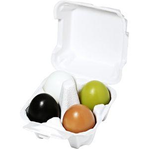 Холика Холика Egg Soap Набор мыло (уголь+глина+зеленый чай+ белок яйца) 50 г *4