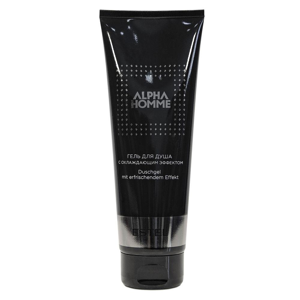 Купить Estel Alpha Homme гель для душа с охлаждающим эффектом для мужчин 250мл