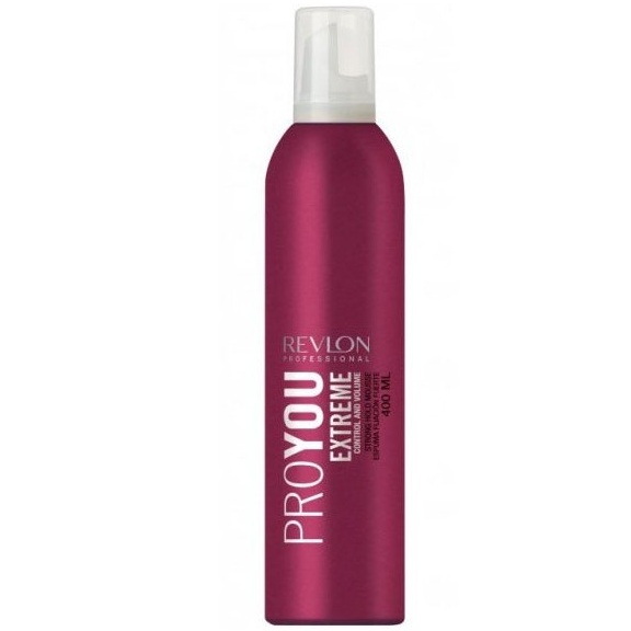 Revlon (Ревлон) ProYou Мусс для волос сильной фиксации Extreme 400мл