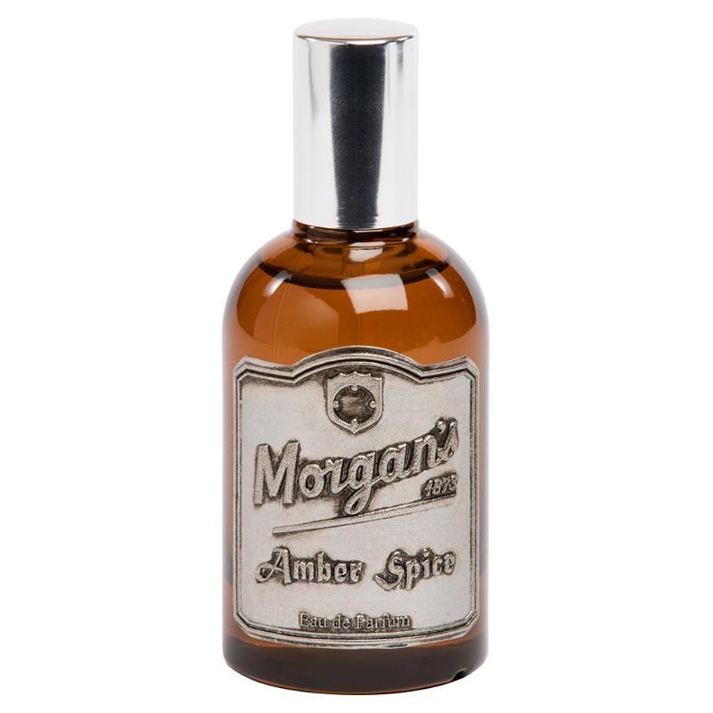 Morgans Amber Spice Eau de Parfum Туалетная вода 50мл