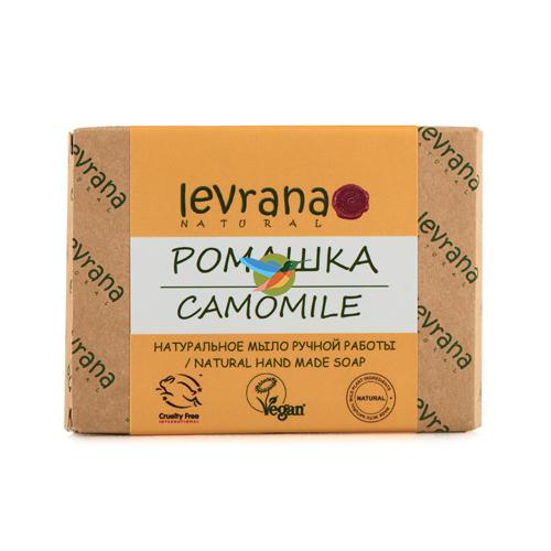 Купить Levrana Натуральное мыло ручной работы Ромашка 100г