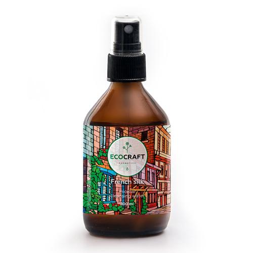 Купить Ecocraft Вода мицеллярная Французский шелк 100 мл
