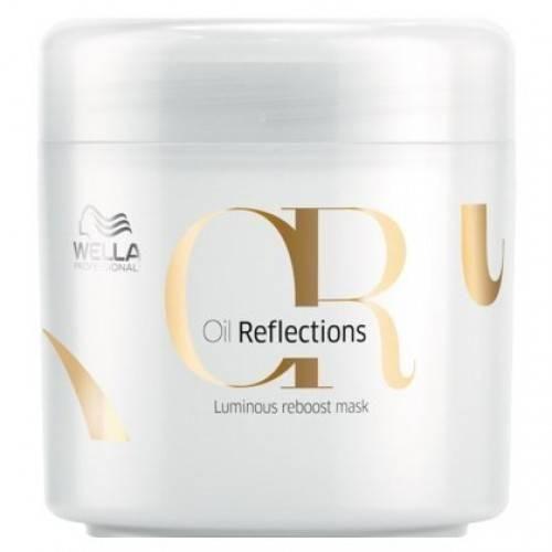 Купить Wella Oil Reflections Маска для интенсивного блеска волос 500мл