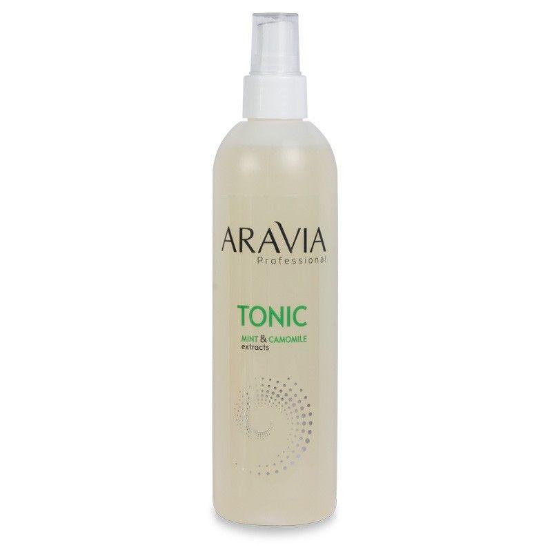 Aravia Тоник для очищения и увлажнения кожи с мятой и ромашкой 300мл от Лаборатория Здоровья и Красоты