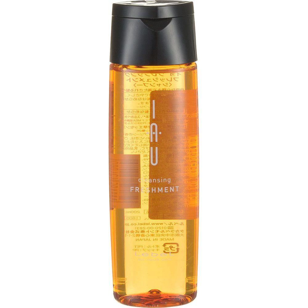 Купить Lebel IAU Cleansing Freshmen Охлаждающий аромашампунь для жирной кожи головы 200мл