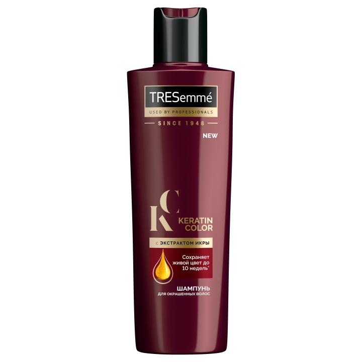 Tresemme Keratin Color шампунь для окрашенных волос 400 мл.