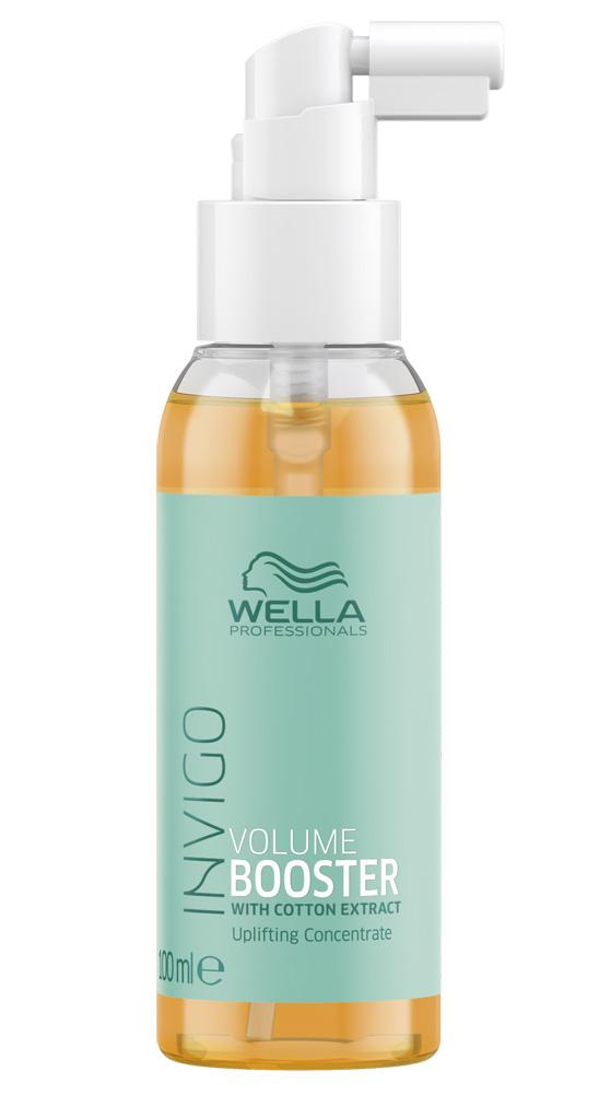 Купить Wella Invigo Volume Boost Бустер-концентрат для придания объема 100мл