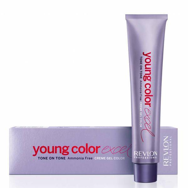Revlon Краска для волос YCE 6-66 интенсивно-красный 70 мл