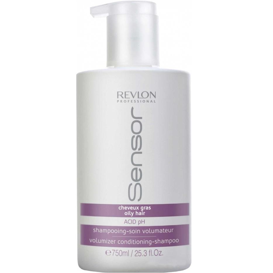 Купить Revlon Шампунь-кондиционер для объема для волос склонных к жирности Sensor Volumizer 750мл
