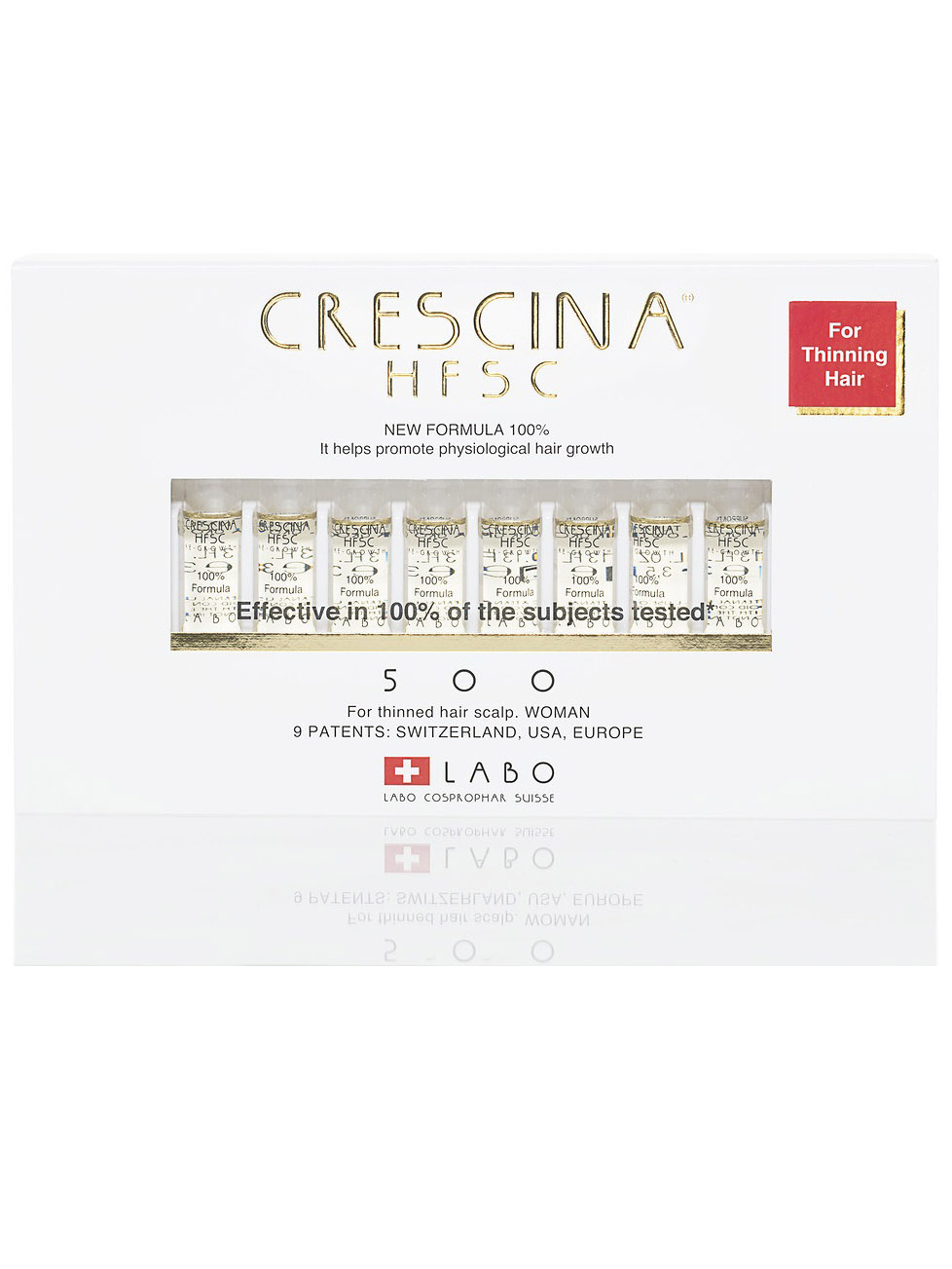 Crescina 500 лосьон для стимуляции роста