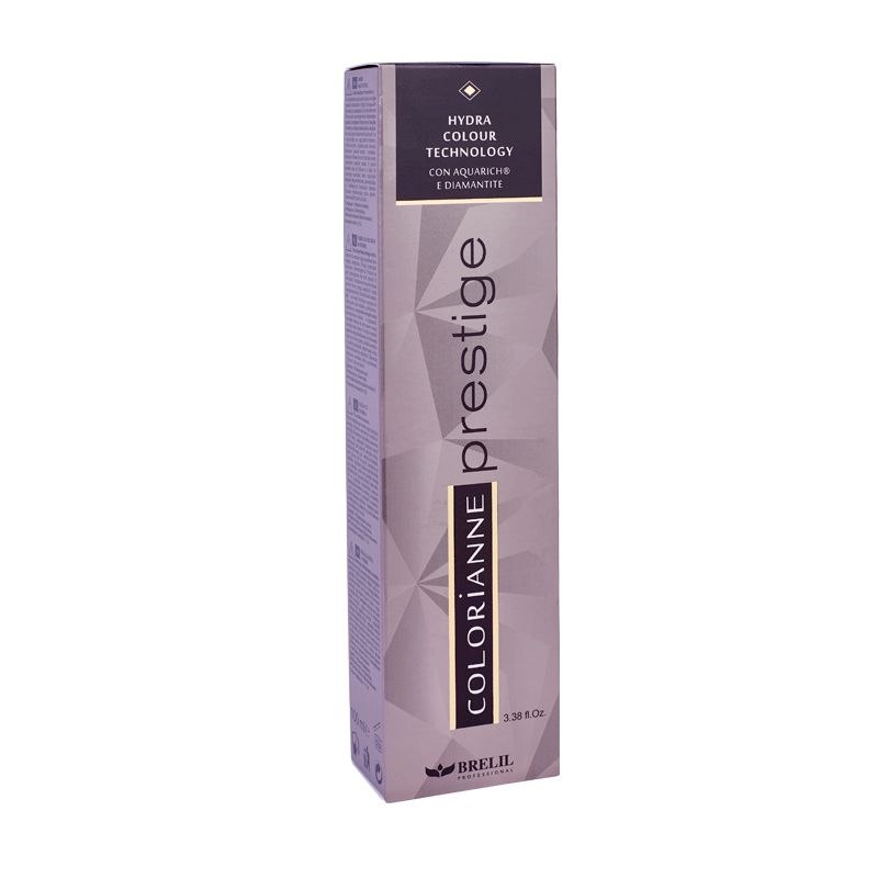 Купить Brelil Colorianne Prestige 9P Крем-краска для волос чистый Очень светлый блонд 100 мл, Brelil professional