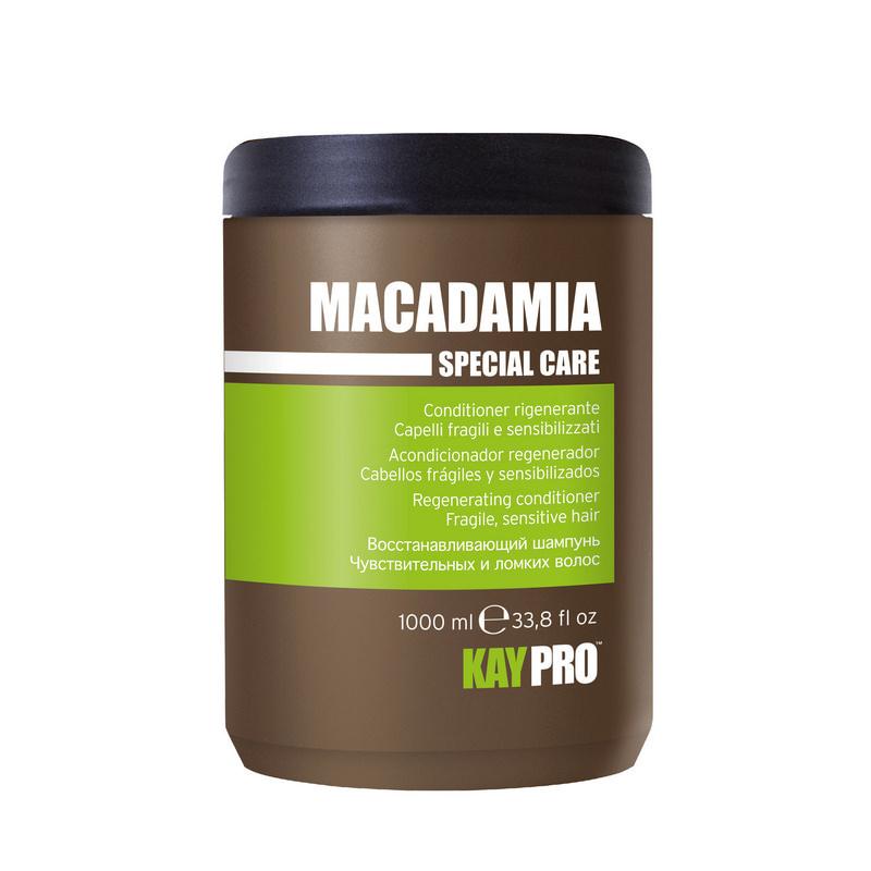 Kaypro кондиционер увлажняющий с маслом макадами 1000 мл