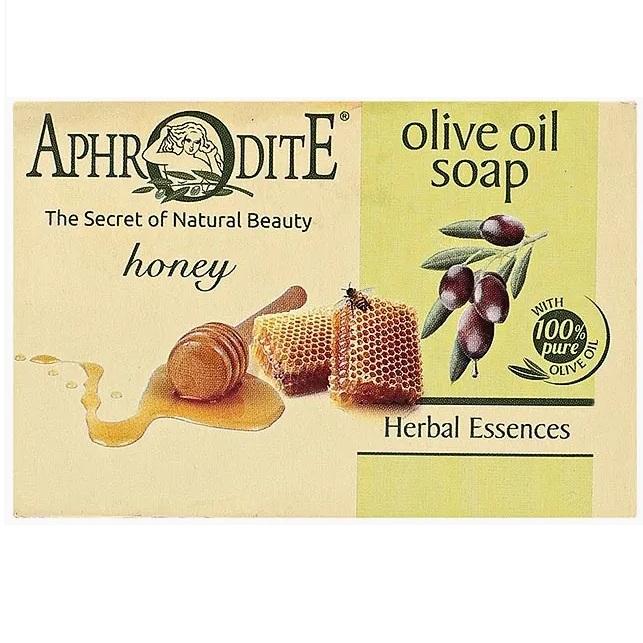 Купить Aphrodite Мыло оливковое с медом 100 г
