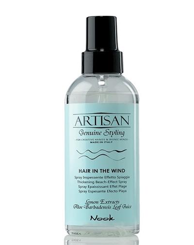 Nook Artisan Уплотняющий спрей Пляжный Эффект Hair In The Wind 200 мл