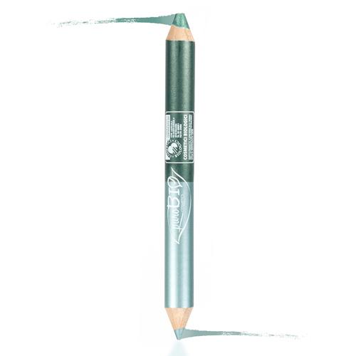 Purobio двойной карандаш для глаз вечерний