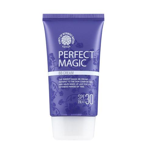 Лотос/Lotus Perfect Magic BB Крем SPF 30+ 50мл от Лаборатория Здоровья и Красоты