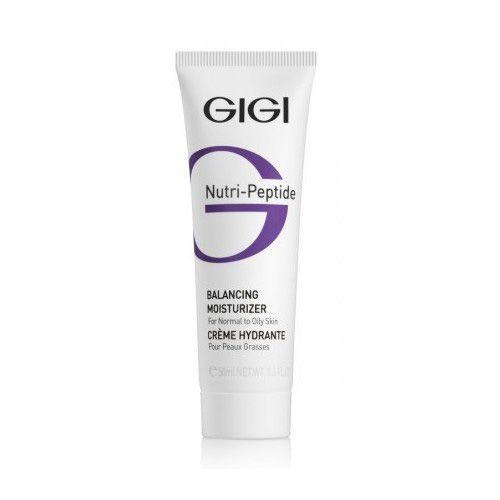 GIGI Nutri-Peptide Пептидный увлажняющий балансирующий крем для жирной кожи 200 мл фото