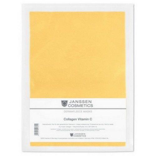 Купить Янссен/Janssen Коллаген с витамином С /зеленым чаем (светло-оранжевый лист) 1лист J8104.912