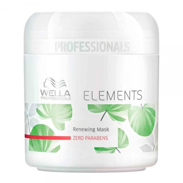 Купить Wella Elements Обновляющая маска без парабенов 150мл
