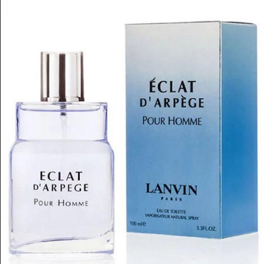 Купить LANVIN ECLAT D'ARPEGE POUR HOMME вода туалетная мужская 100 ml