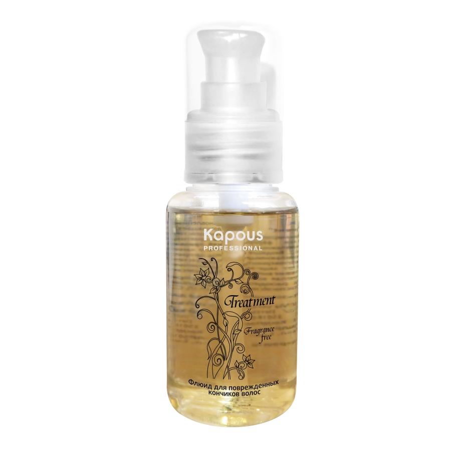 Kapous Treatment Флюид для поврежденных кончиков  волос 60 мл от Лаборатория Здоровья и Красоты