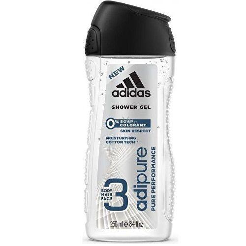 Adidas adipure гель для