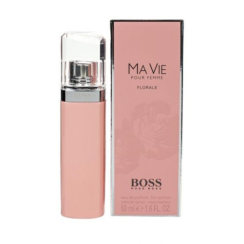 BOSS MA VIE FLORALE вода парфюмерная женская 50 ml, HUGO BOSS  - Купить