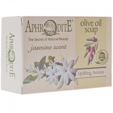 Купить Aphrodite Мыло оливковое с ароматом жасмина 100 г