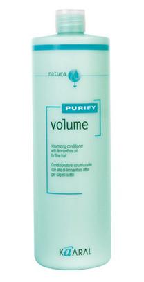 Купить Kaaral Purify Volume Кондиционер для тонких волос 1000 мл