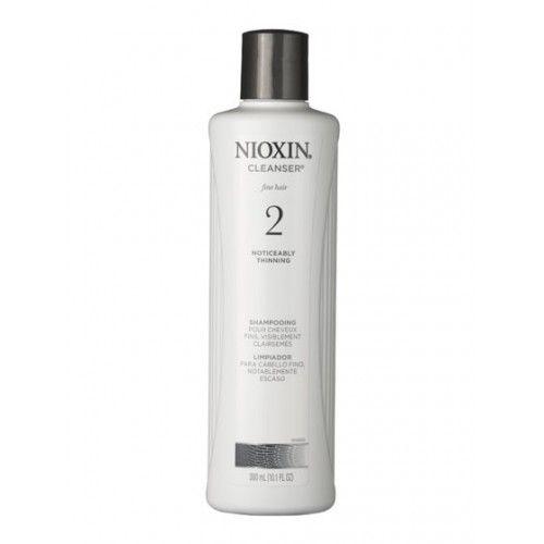 Купить Nioxin Система 2 Очищающий шампунь 300мл