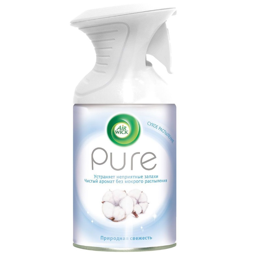 Airwick Pure Освежитель воздуха Природная свежесть 250 мл