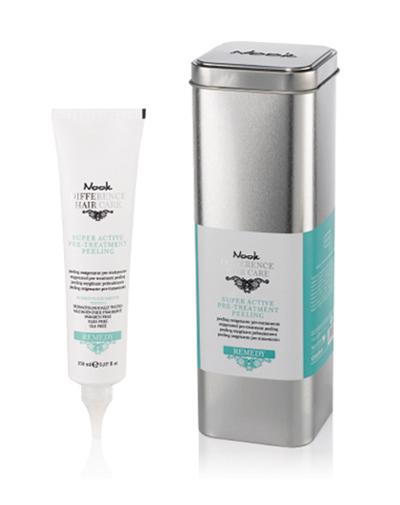 Nook Difference Hair Care Супер-активный пилинг для кожи головы Ph 5,8 150 мл