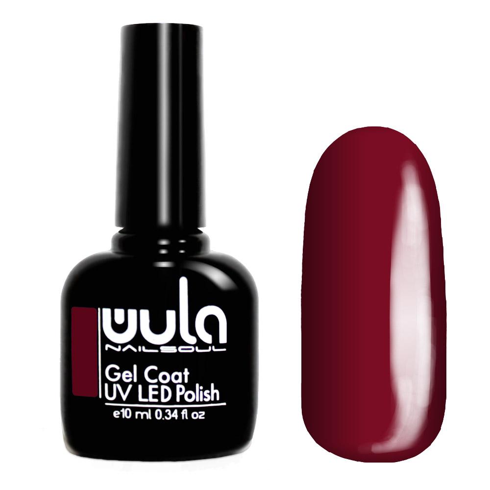 Купить Wula nailsoul гель лак 10мл тон 363 вишневый
