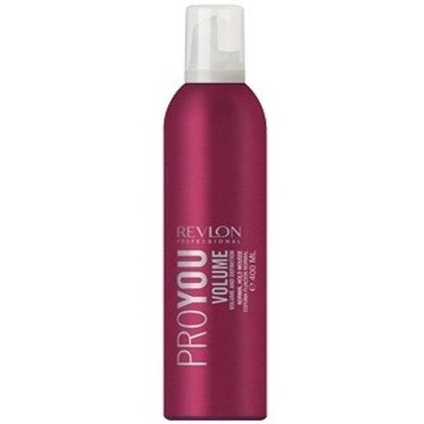 Купить Revlon (Ревлон) ProYou Мусс для объема нормальной фиксации Volume 400мл