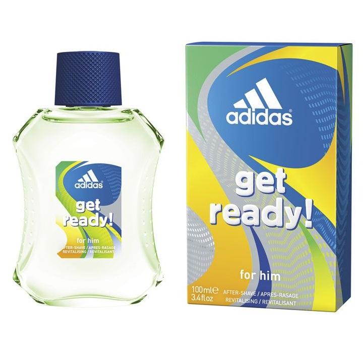 Купить Адидас/Adidas Get ready! For Him Eau de Toilette Natural Spray туалетная вода для мужчин 100мл
