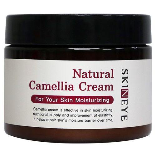 Купить SKINEYE NATURAL CAMELLIA CREAM Крем для лица 100мл