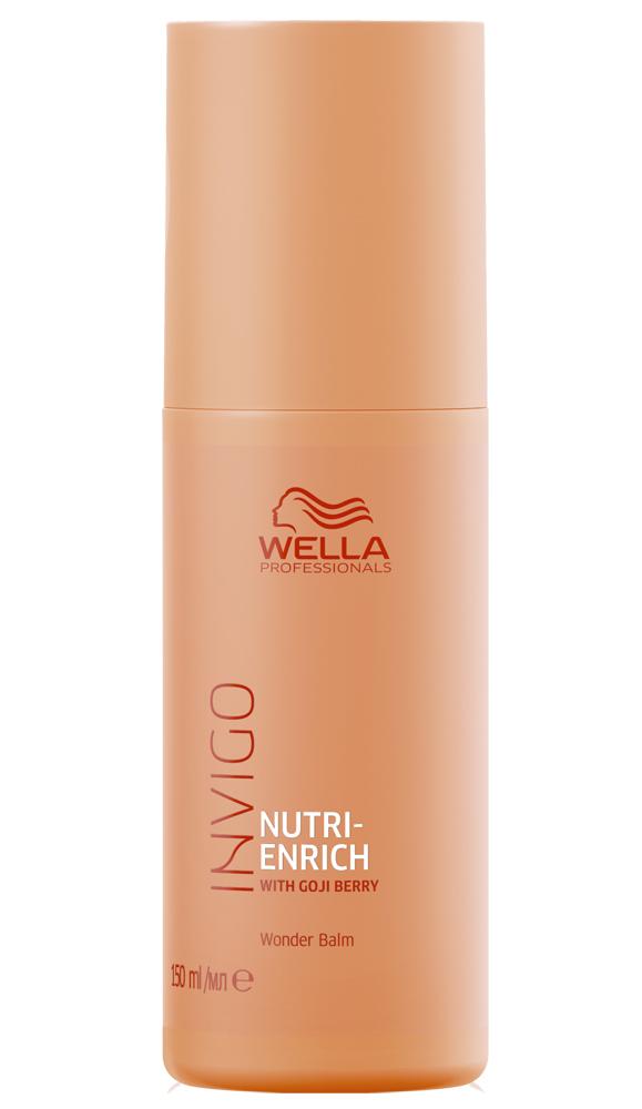 Купить Wella Invigo Nutri-Enrich Питательный крем-бальзам 150мл