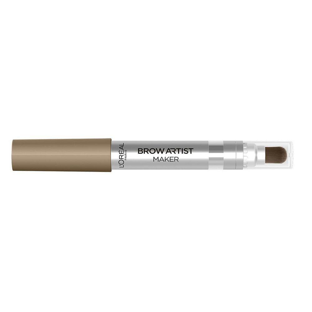 Купить Loreal BROW ARTIST Крем-карандаш для бровей 01 русый, Loreal Paris