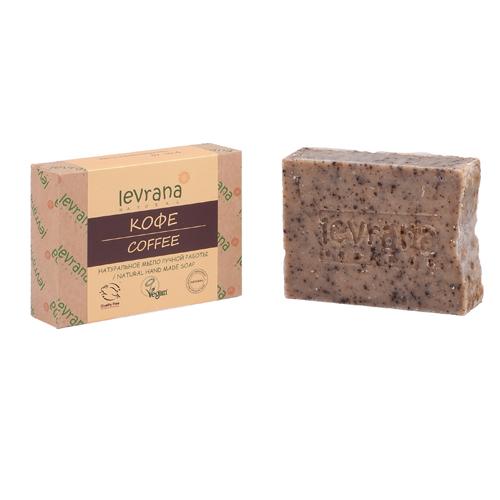 Купить Levrana Натуральное мыло ручной работы Кофе 100г