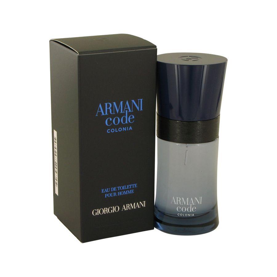 Купить GIORGIO ARMANI CODE COLONIA Туалетная вода мужская 50мл