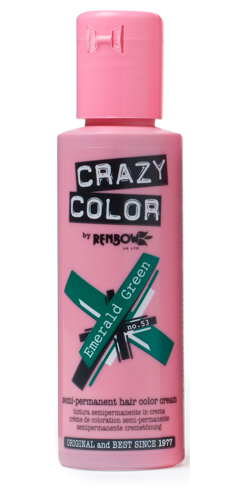 Crazy color краска для