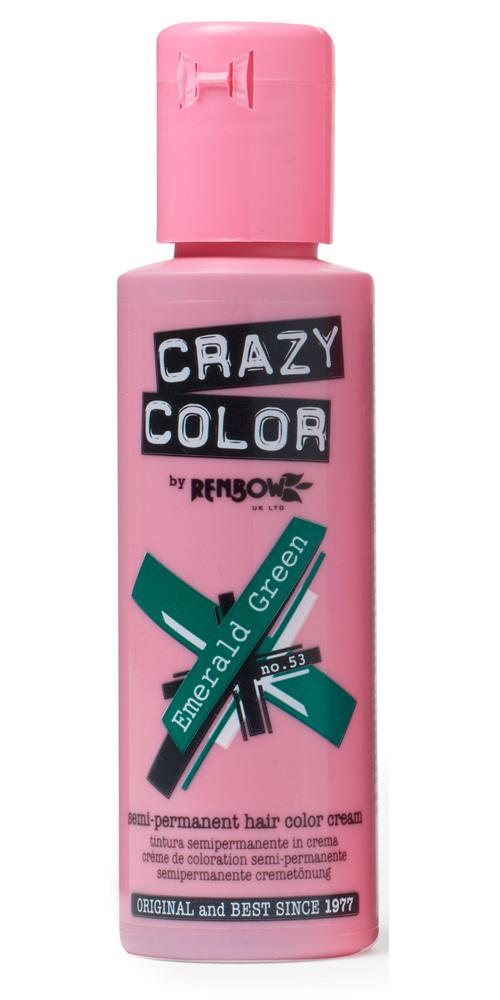 Crazy color краска для