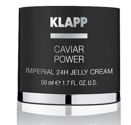 Klapp caviar power крем-желе империал 24