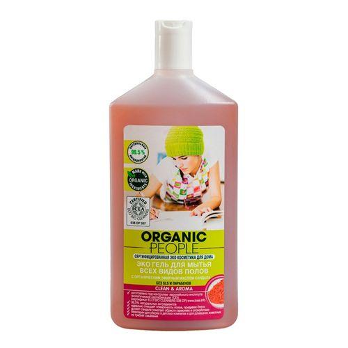 Organic people эко гель для мытья всех видов